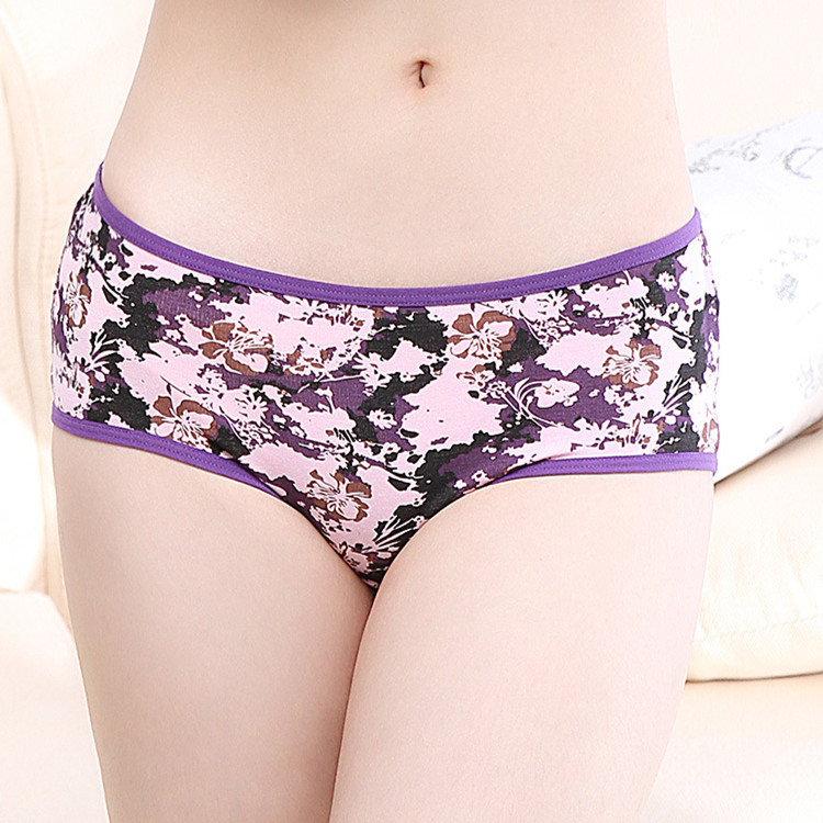 Sexy Low Waist Women Underwear Fashion Breathable Comfort Lady Briefs Summer Living Womens Shorts(China (Mainland))