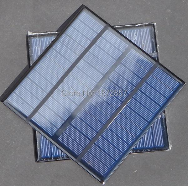 NEW 3W 12V Mini Solar Cell Solar Module Polycrystalline DIY Solar Panel System 145*145*3MM 2pcs/lot High Quality Free Shipping(China (Mainland))