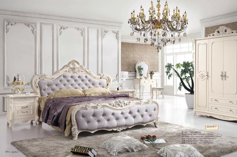 antique style french furnitur elegant bedroom sets py