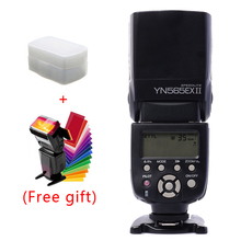 Buy Yongnuo Flash Speedlite YN565EX YN-565EX II Wireless TTL Camera Flash Light Canon 500D 550D 600D 1000D 1100D 5DII 5DIII DSLR for $81.00 in AliExpress store