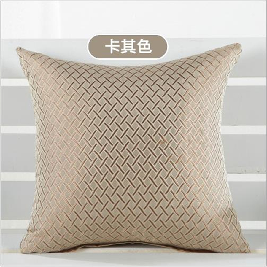 3 Pieces/Pack European Style Wholesale Modern Luxury Home/Office/Sofa/Bed Decorative Cushion/Throw Pillow(Not Contain Insert)
