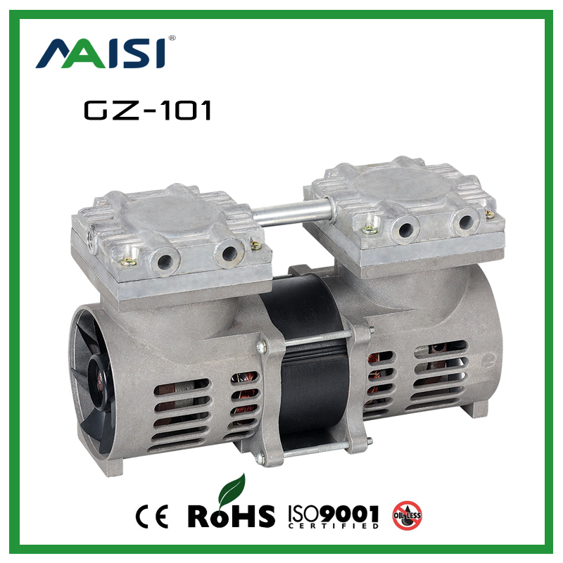 (GZ-101) 110V /220V (AC) 20L/MIN 100 W small electric vacuum pump(China (Mainland))