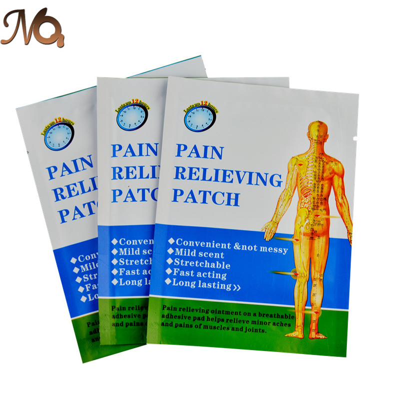 18 Piece/3 Boxes China Medical Pain Relief Plaster Patch Function Well Relieve Pain of Muscles, Joints Health Care Products(China (Mainland))
