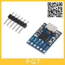Buy 1pcs CJMCU CP2102 MICRO USB UART TTL Module 6Pin Serial Converter UART STC Replace FT232 arduino for $1.65 in AliExpress store