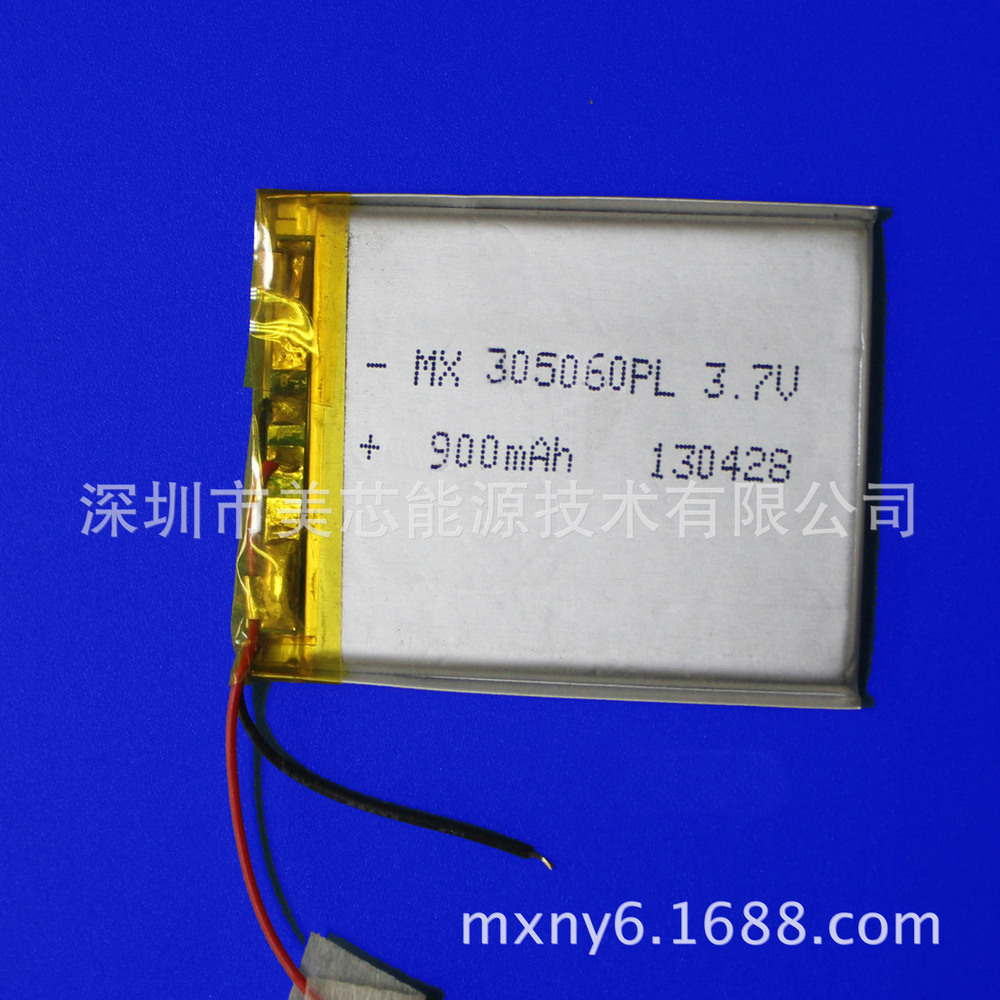 Polymer battery manufacturers large supply of 305 060 lithium polymer battery Battery