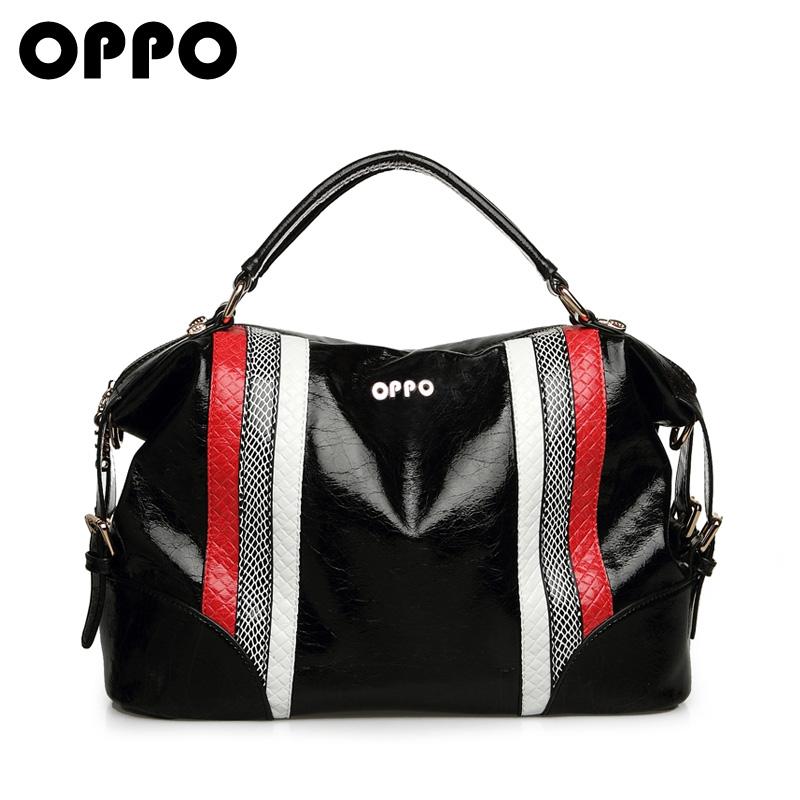 OPPO bags women's handbag 2016 fashion shoulder bag messenger bag designer handbags high quality channel handbag(China (Mainland))