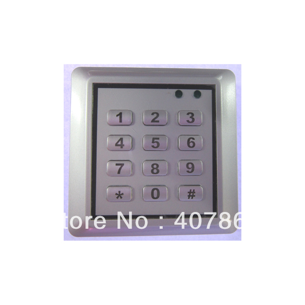 IC Keypad Access Control 13.56MHz access control(China (Mainland))