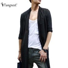 2016 Spring Casual Korean Slim Men Cardigan Long Sleeve Knitting Cotton Solid Color Slim With Pockets Decration Cardigans MZL381(China (Mainland))