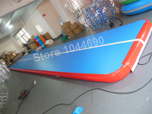 8 * 2 m gonflable air piste tumbling(China (Mainland))
