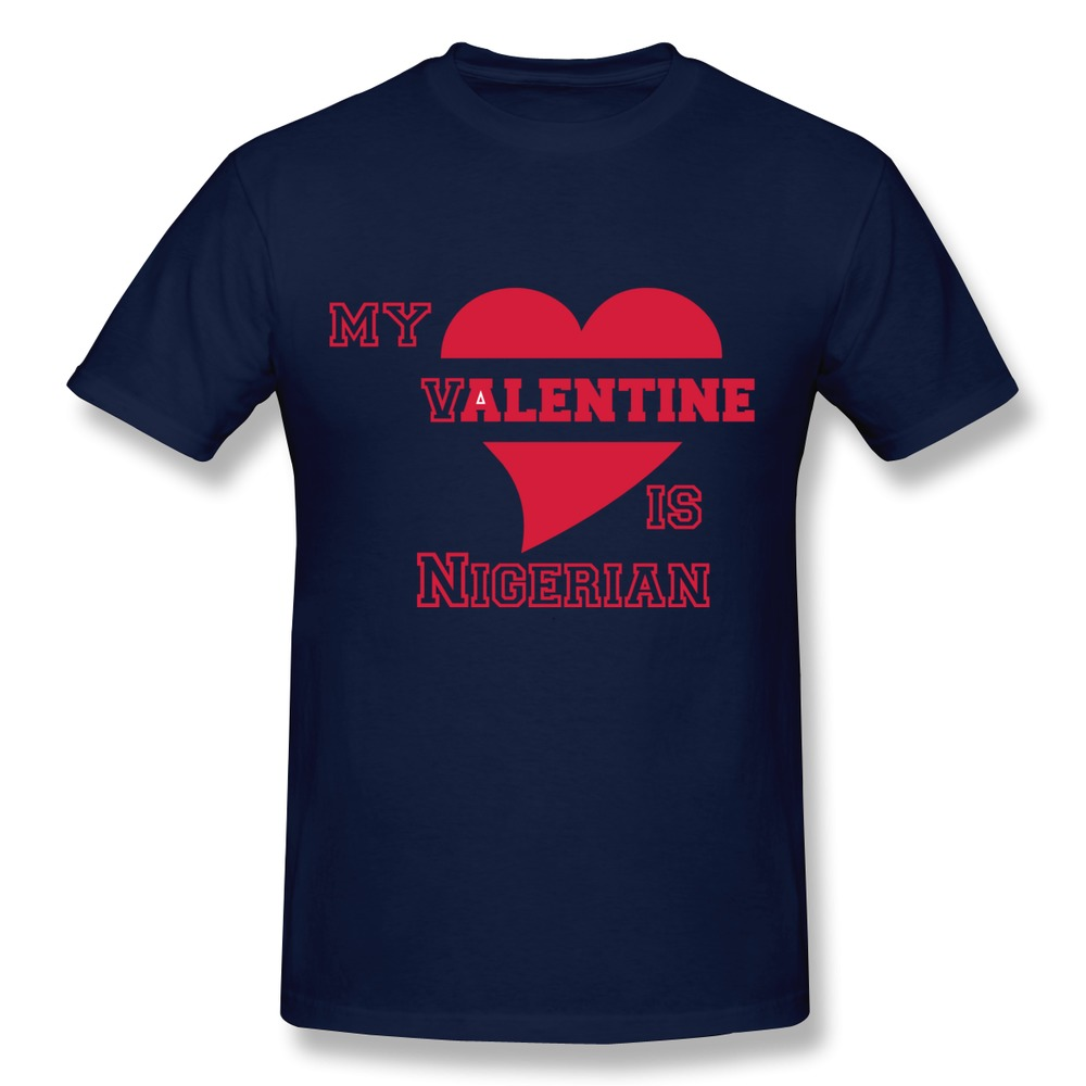 Low Price Short Sleeve Mens T Shirt Valentine Tshirt ...