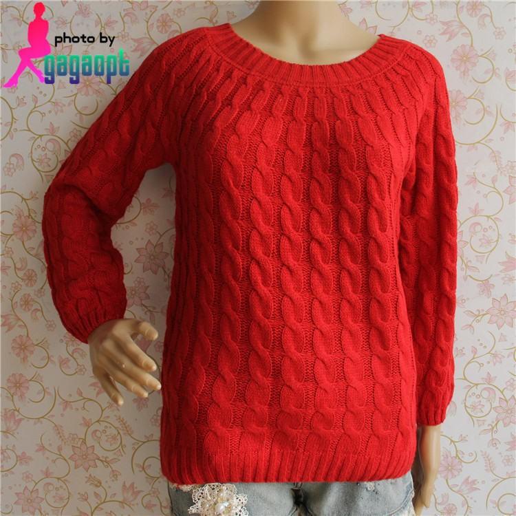 Женский пуловер gagaopt