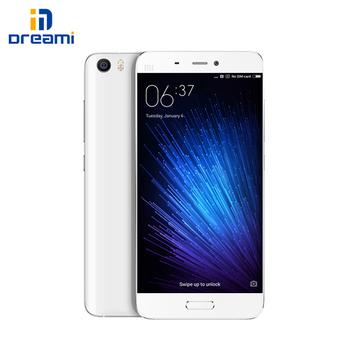 Latest Xiaomi Mi5 In stock xiaomi mi 5 3GB snapdragon 820 M5 3000mAh 16ML NFC dual sim 4K video beautified camera