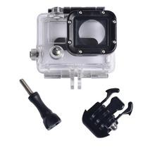 Gopro Case Waterproof Housing Case Gopro Hero 3 3+ 4 Standard Underwater Waterproof Case For Gopro Camera hero 3 4 3+