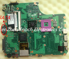 For Toshiba Satellite A300 A305 Laptop Motherboard Integrated V000126770 6050A2169901-MB-A02 SATA DVD