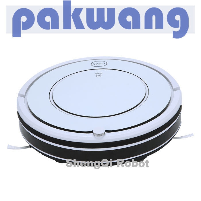 Free Shipping 2014 Newest Auto Vacuum Cleaner Robot,Ultrasonic Wall,Schedule,2side brush,vacuum cleaner robot(China (Mainland))