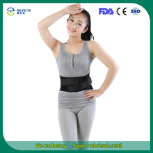 new products hot seller Sale Lumbar support belt,adjustable velcro, ultrathin high ventiated Fashionable South Korea style