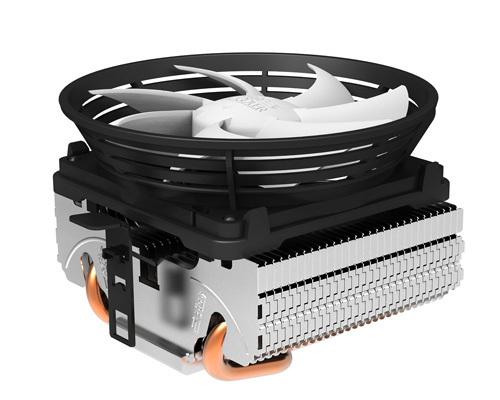 PC Cooler Q101 Computer CPU Cooler 100mm TAC Cooling fanHeatpipe Heatsink For LGA775/LGA1150/LGA1155/LGA1156/AM2/AM2+/AM3(China (Mainland))