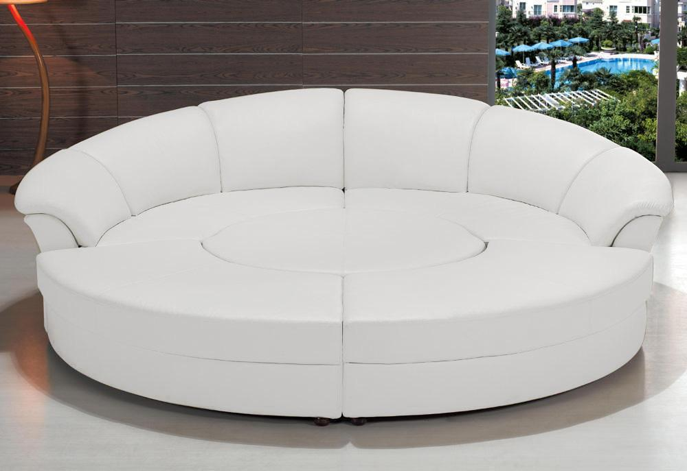 2014 Modern Rounded sectional sofa set modern sofa furniture with circular shape #2276(China (Mainland))