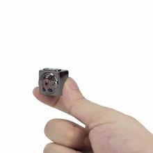 Spy 1080 P Oculta Mini Cámara de Infrarrojos de Visión Nocturna HD Del Deporte Niñera Camcordor Digital Micro Cam de Detección de Movimiento Grabadora