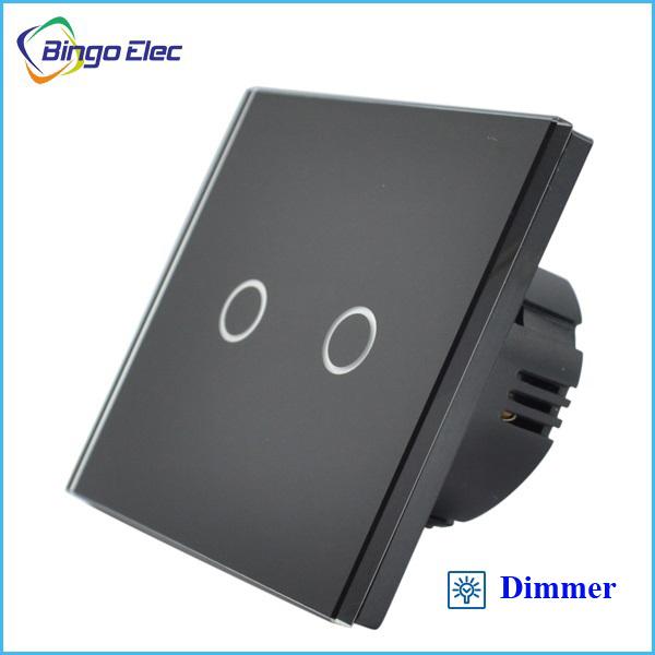 2g black dimmer