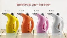 Garment steamers handheld household mini hanging iron garment steamer braises face device beauty instrument gift Russian ship(China (Mainland))