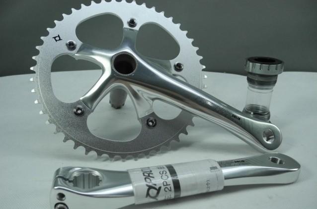 Prowheel GXP Cranks Racing Crankset, Track bicycle single speed 48t Integrated Chainwheel Suit.(China (Mainland))