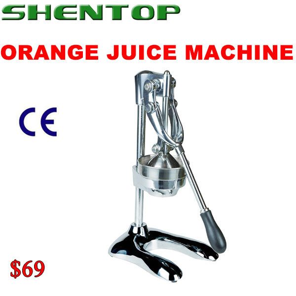 SHENTOP Stainless Steel Hand Pressure Machine of Orange Juice with CE and GS Approved ST-301<br><br>Aliexpress