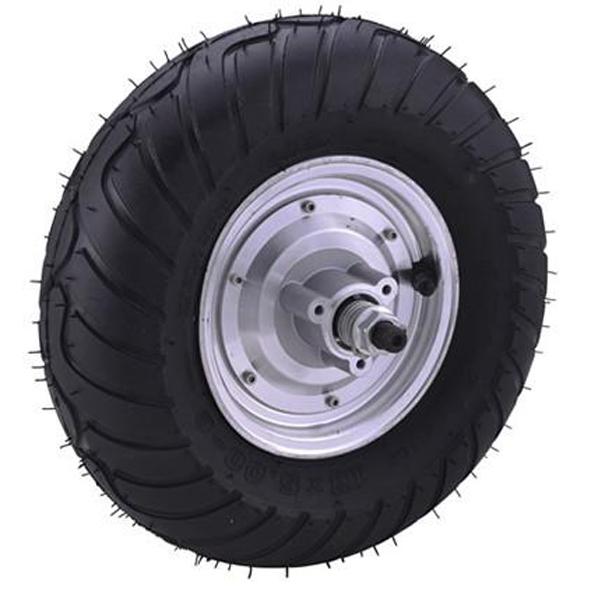 Electric car wheel hub motor kit 48v 750watt in electric for In wheel electric motors for cars