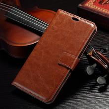 Luxury Retro PU Leather Case Asus Zenfone 2 ZE551ML Laser ZE550KL 5.5 inch Wallet Flip Stand Cover Phone Coque fundas - Shenzhen MKS Source Store store