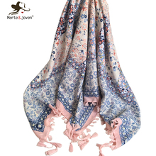 Fashion Fringed Brim Floral Wrap and Scarf Ethnic Style Flower Bandana Brand Design Flower Square Scarves and Shawls for Women(China (Mainland))