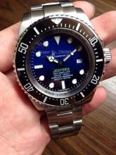 44 mm hombres del reloj de reloj mecánico 116660, edición especial 44 mm papeles reloj del nuevo del estilo