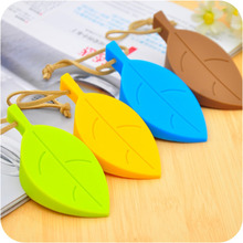 Silicone Leaves Decor Design Door Stop Stopper Jammer Guard Baby Safety Home(China (Mainland))