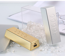 Bullion 100% Original Remax Gold bar Power Bank 6666mAh Polymer For iphone 4 5s 6 Xiaomi Samsung All Mobile Phone Free shipping(China (Mainland))