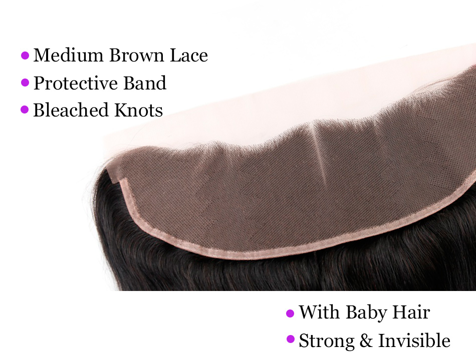 body wave human hair lace frontals (2)