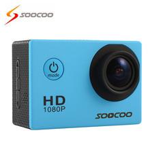 SOOCOO C20 Waterproof Sports Camera 1080P Full HD 170 Degree Lens Action Cameras Car DVR Video Mini Camcorders DV Helmet Cam