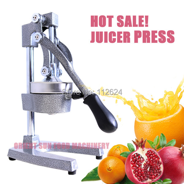 Free shipping-commercial juicer press,citrus juicer manual,hand pomegranate squeezer