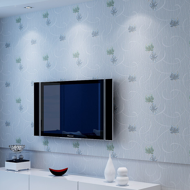 Aliexpress.com: Comprar Corea del jardín 3D wallpaper decoración ...