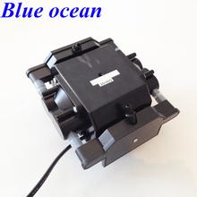 LF-128P, 12В 8-15L / мин электромагнитное воздушный насос генератор озона аквариума части воздушный компрессор