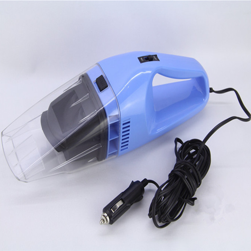 Car vacuum cleaner Wet and dry car washing Car supplies super suction vacuum cleaner car home(China (Mainland))