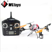 New Arriving professional RC helicopter Original WL V212 rc drone 2.4G Axis UFO remote control RC Quadcopter vs Walkera Ladybird