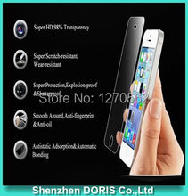200pcs  For iPhone 6 4.7inch Premium Glass protective film FOR IPHONE6 Explosion Proof Front Premium Tempered Glass-in stock