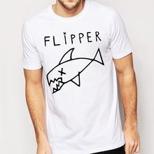 Buy Free Flipper Nirvana Kurt Cobain Rock Music Band t shirt Unisex cotton round collar hip hop t shirt short sleeves for $8.82 in AliExpress store
