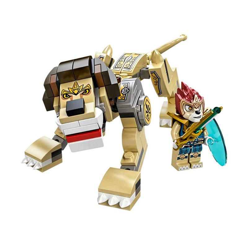 animal editon 2 CHIMAED Building Blocks Bricks For Children Gift Kids ...