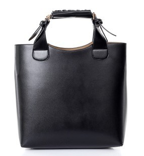 Top Quality Ladies Vintage PU Leather Tote Shoulder Shopper Bag Women Handbag BAOK-c09b(China (Mainland))