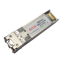Compatible Arista SFP-10G-DZ-58.98 DWDM Optical SFP+ Transceiver 10G 1558.98nm LC Connector DDM ZR 80km Reach Module - Shenzhen 6COM Technology Co.,Ltd store