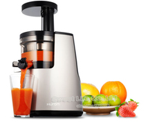 100% High Quality HUROM Slow Juicer HH-SBF11 Fruit Vegetable Citrus Low Speed Cold Press Juice Extractor Made in Korea(China (Mainland))