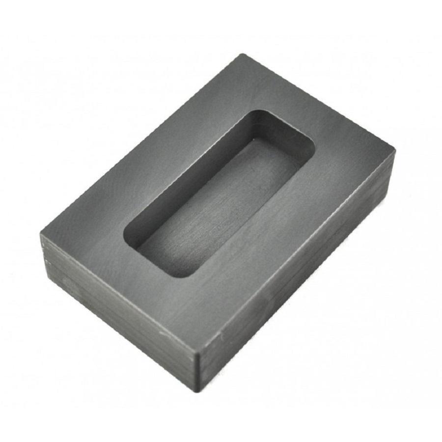 10oz gold  bar casting Graphite Ingot Mold 2pcs for jewllery melting  /Gold  Melting Crucible <br><br>Aliexpress