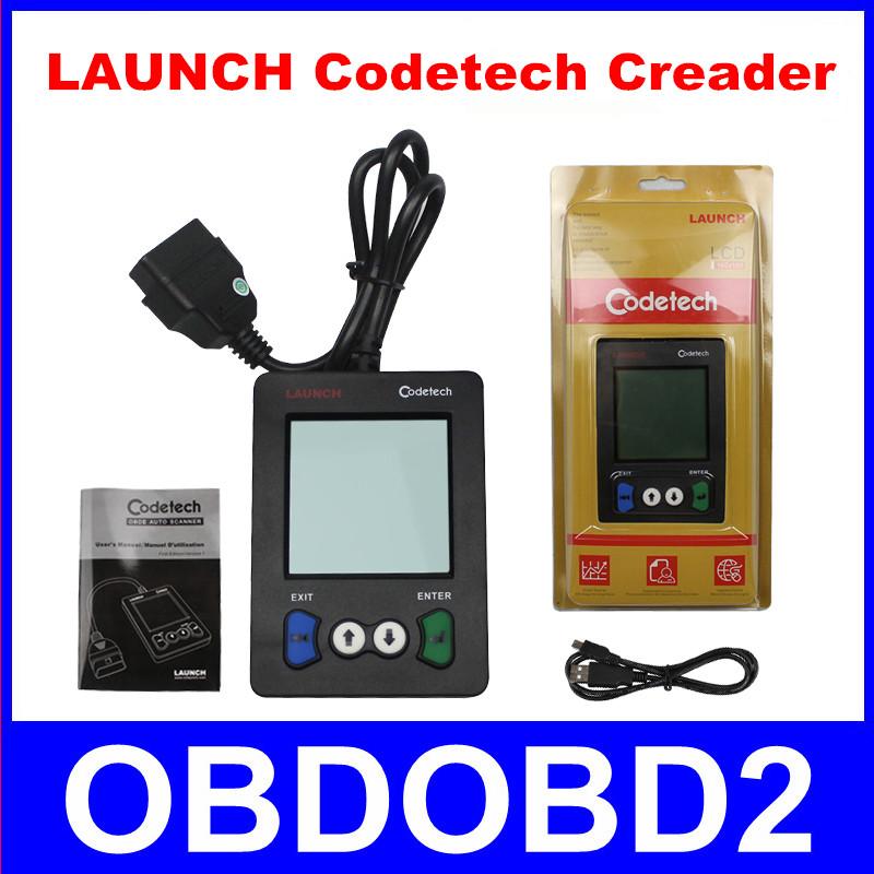 The Best Choice Original LAUNCH Codetech Creader V OBDII Auto Code Scanner Launch Code Tech Live Data Definitions Update Online<br><br>Aliexpress