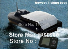 Newest JABO 2BL Remote Control Bait Boat Fish Finder And upgade JABO 2BS Lipo Battery Newest Eiditon Jabo RC fish girl gift(China (Mainland))