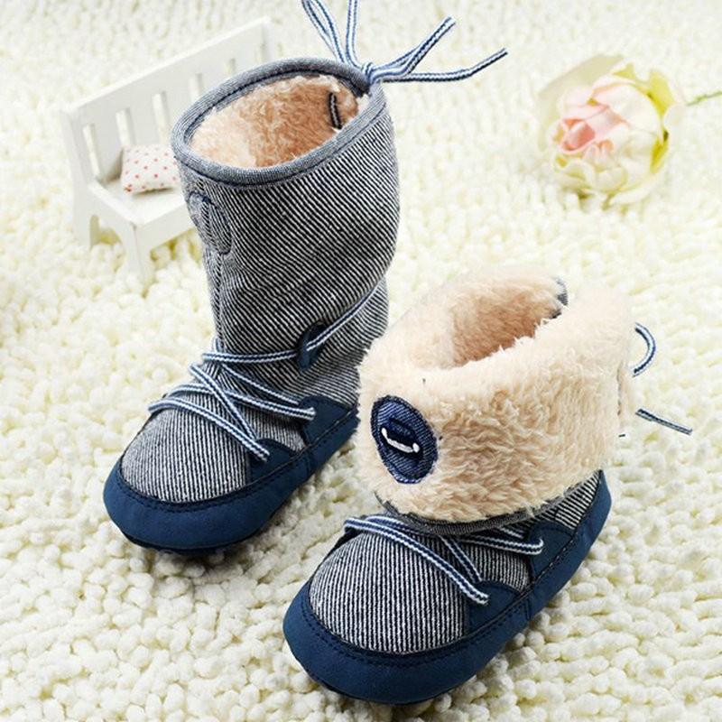Newborn Baby Girl Winter Boots   Homewood Mountain Ski Resort